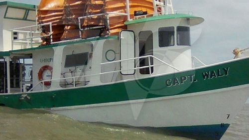 26 dead as fishing vessel sinks off Honduras in the Caribbean
