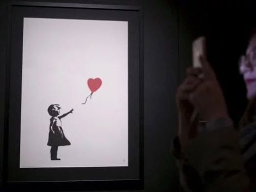 Why you shouldn't shred your Banksy print