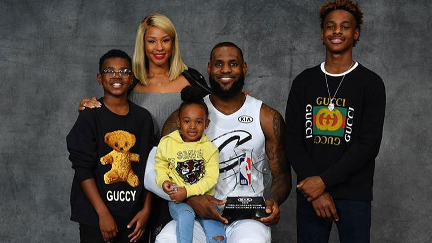 NBA: LeBron James reveals he 'regrets' naming his son after himself