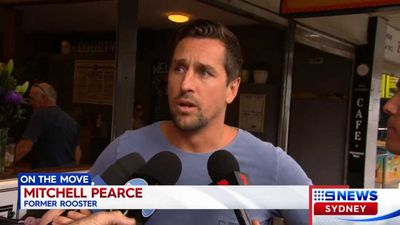 NRL news: Mitchell Pearce says leaving Sydney Roosters was 'really emotional'