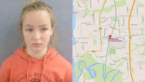 Concerns for welfare of missing South Australian teenager