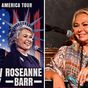 Roseanne Barr stages comeback with comedy tour alongside Andrew Dice Clay
