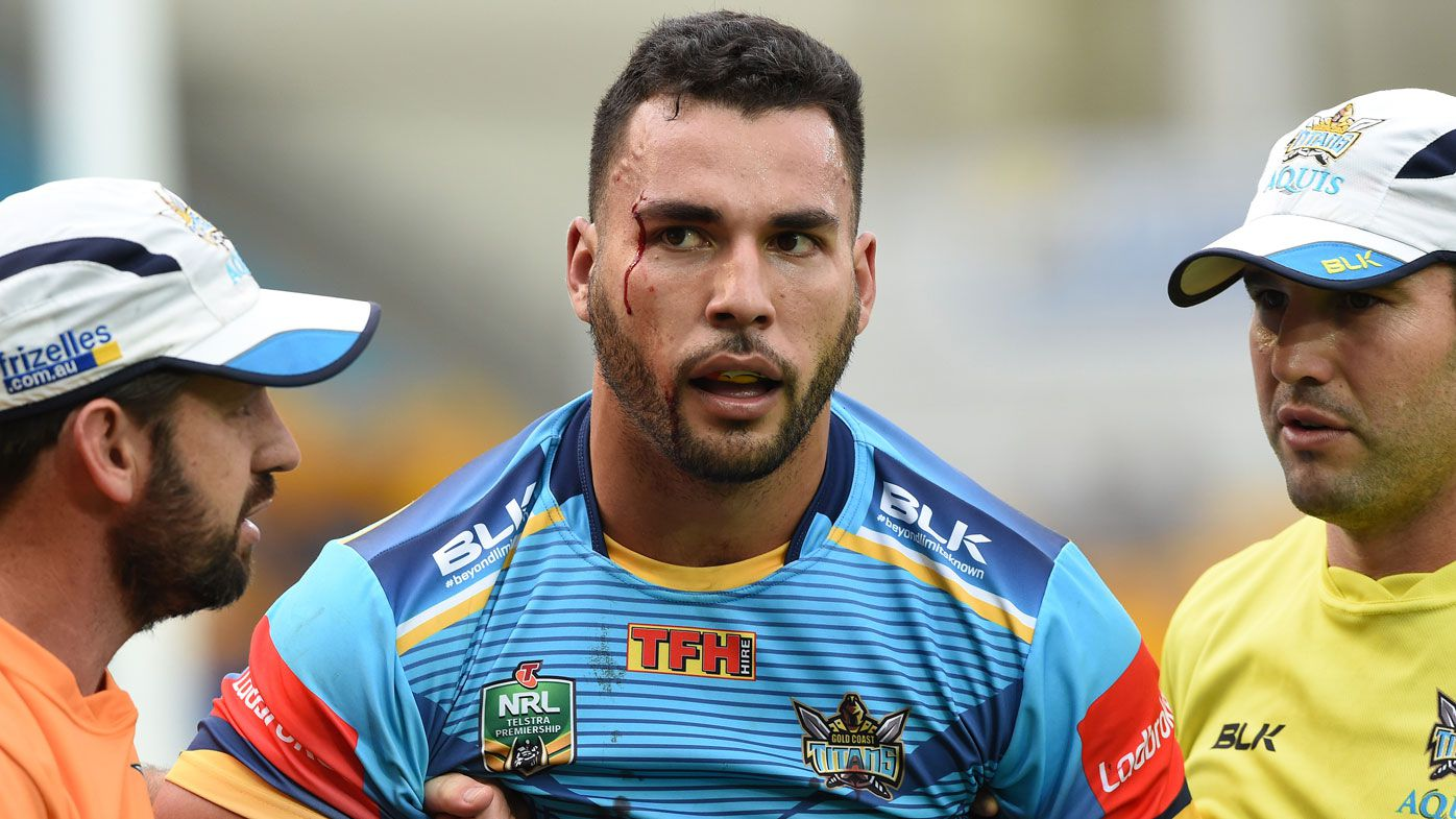 Ryan James has escaped a ban for his hit on James Tedesco. (AAP)