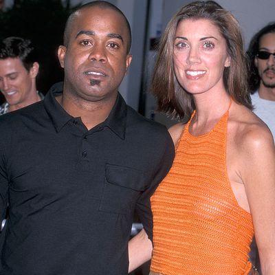 Darius Rucker and Beth Leonard