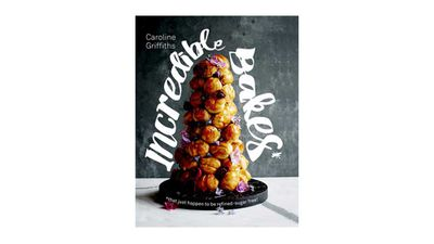 "<a href=""http://www.simonandschuster.com.au/books/Incredible-Bakes-that-just-happen-to-be-refined-sugar-free!/Caroline-Griffiths/9781925418040"" target=""_top"">Incredible Bakes: that just happen to be refined-sugar free!</a><br /> By Caroline Griffiths<br /> Simon &amp; Schuster, $39.99"