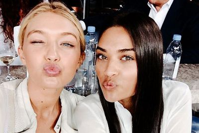 <B>Insta-followers</b>: 1.2 million<br/><br/><b>Why she wins Instagram:</b> She's walked for the best designers, has the best friends and tosses around the best hair.... which is why <b>Gigi Hadid</b>'s one of our Insta-faves for 2014. And now she's back together with her Aussie boyfie Cody Simpson, their super-cute couple snaps are filling up our social media feeds once again! In amongst her candid selfies with <B>Kendall</b> and <b>Kylie Jenner</b>, of course. <br/><br/>Queen of Tinseltown's new brat pack? We're calling it.