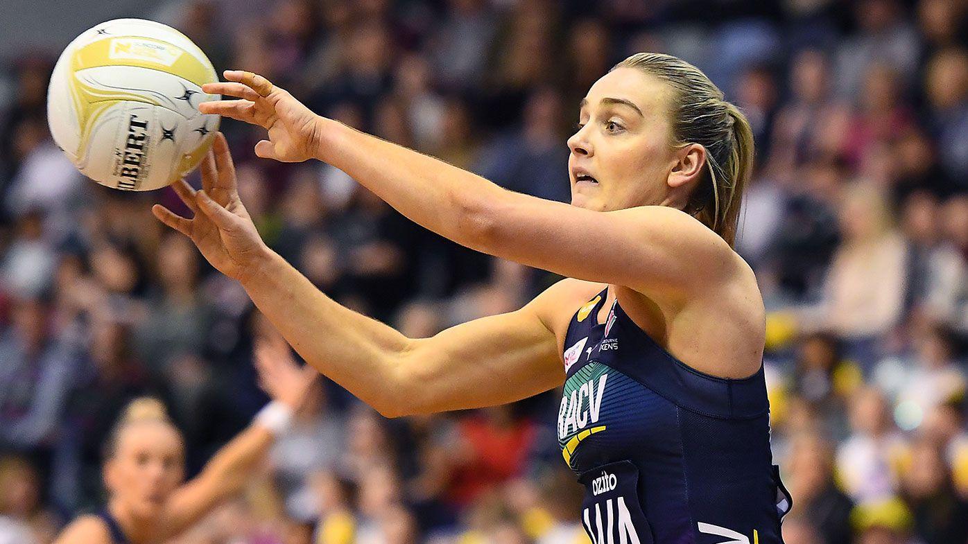 EXCLUSIVE: Melbourne Vixens co-captain Liz Watson on Super Netball rule changes, Queensland quarantine