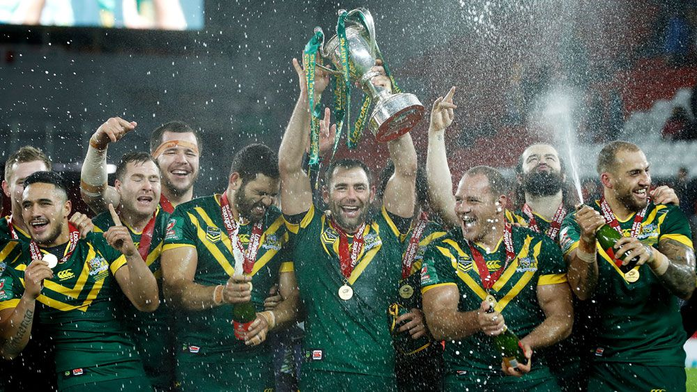 Brilliant Aussies claim Four Nations glory