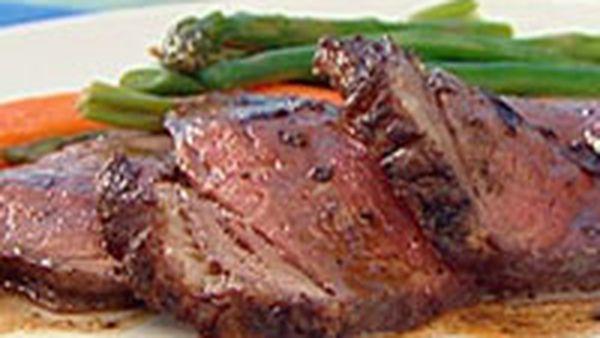 Herbie's traditional roast beef