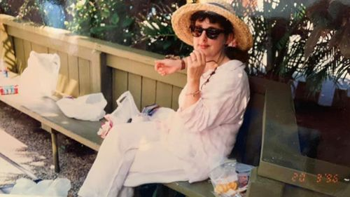 She was dropped at a bus stop on the Gold Coast bound for an overseas holiday. Marion Barter inquest