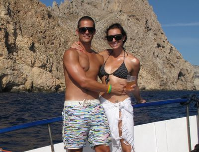 Luke and Jasmin