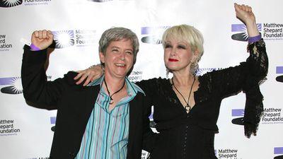 Cyndi Lauper's sister Ellen Lauper