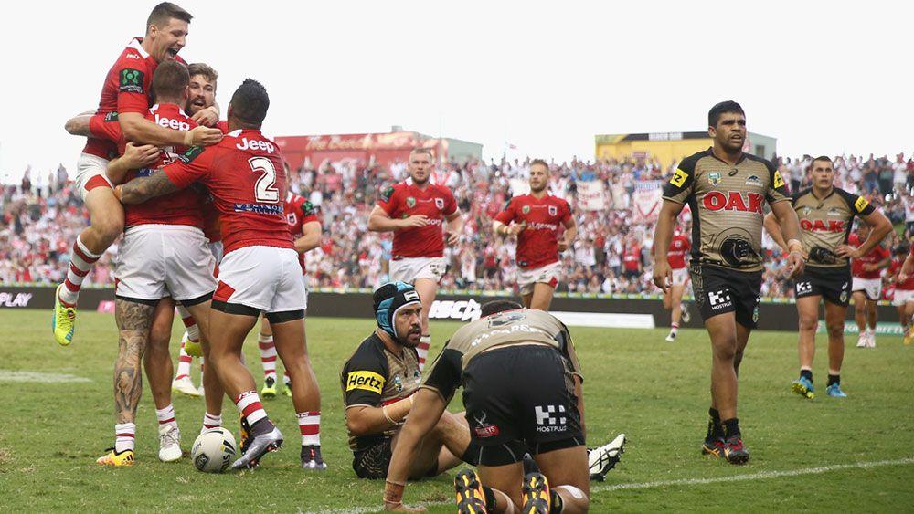 Clutch Widdop kicks Dragons to victory