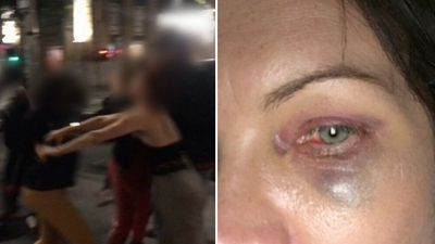 Cops 'didn't do job' after woman gang-bashed