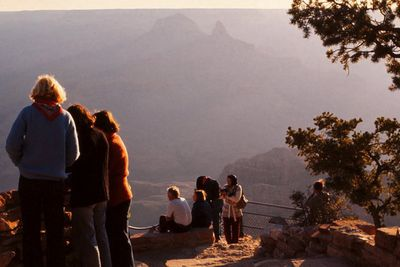 <strong>The Grand Canyon, Arizona&nbsp;in 1976</strong>