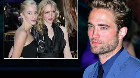 Robert Pattinson's sisters 'would kill him' if he got back together with Kristen Stewart