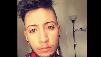 Luis Omar Ocasio-Capo, 20 years old. According to his Facebook, Luis had been a dancer for more than ten years. (Facebook)
