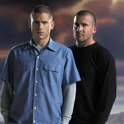 Wentworth Miller and Dominic Purcell reprised their roles as Michael Scofield and Lincoln Burrows in a Prison Break revival.