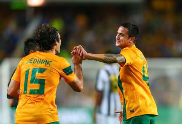 2014 FIFA World Cup: Socceroos Show
