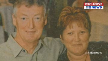 Greyhound trainer John Burrows, 58, was killed in the small town of Portland.