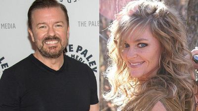 <p>A US hunter has accused Ricky Gervais of sexism after the comedian ignited an online hate campaign against her for posing smiling next to giraffe she had killed.</p><p></p>