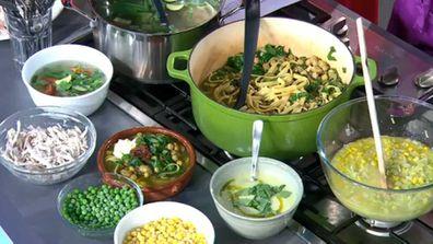 The best winter soups