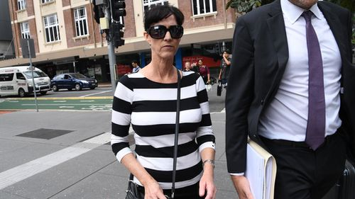 Mr Wulff's wife, Sharon Oxenbridge, will also spend nine months behind bars for receiving $99,000 in payments.