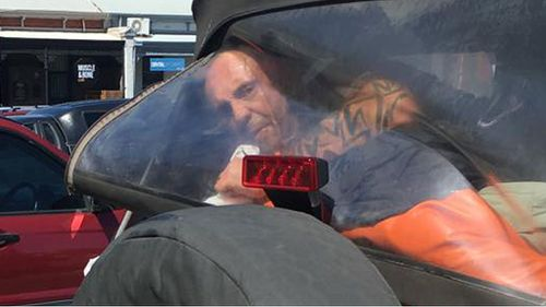 'He was trapped like a rat': Melbourne motorist locks alleged car thief in Jeep during broad daylight attempted theft