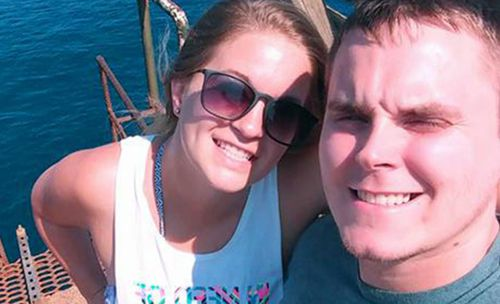 Axel Steenburg and his wife, Amy, were killed in the crash.