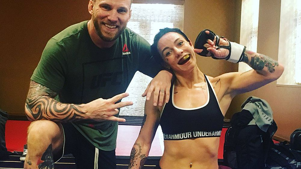 Australian fighter Jessica Rose-Clark will still compete in UFC St Louis bout despite burglary
