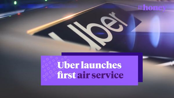 Uber launch first NYC helicopter taxi - 9Travel