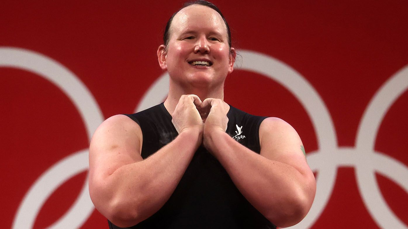 Transgender star's message after Olympic exit