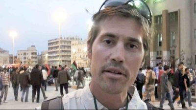 James Foley, a freelance contributor for GlobalPost, went missing in Syria nearly two years ago. (AP Photo/GlobalPost)