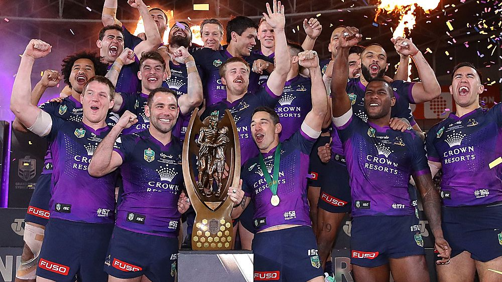 NRL grand final 2017 player ratings: Melbourne Storm vs North Queensland Cowboys
