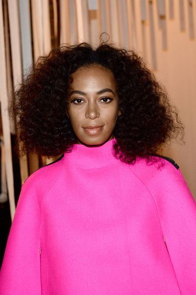 "Singer Solange Knowles took to Instagram and revealed that she was ""literally fighting for my life"" while making ""When I Get Home."""