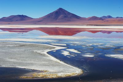 <strong>The Andes, Bolivian Altiplano</strong>
