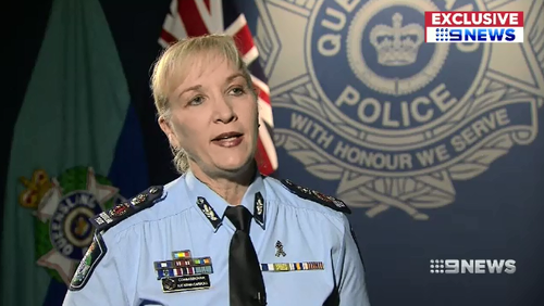 In an exclusive interview with 9News, Commissioner Katarina Carroll revealed to 9News that she was also assaulted while on duty in Far North Queensland years ago.
