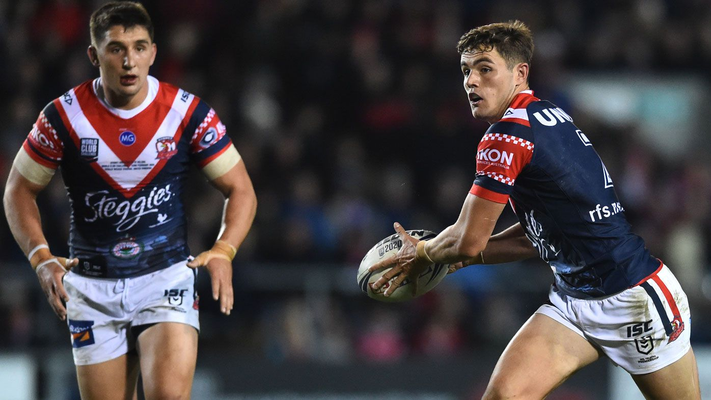 Kyle Flanagan impresses in World Club Challenge for Roosters, post Cooper Cronk
