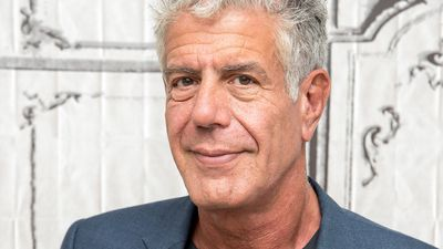 Anthony Bourdain's New York apartment hits the market