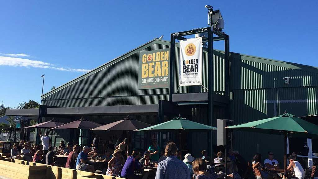 Golden Bear Brewery