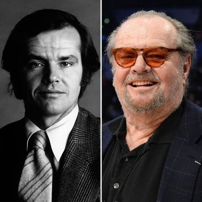 Jack Nicholson: 1970 and 2018