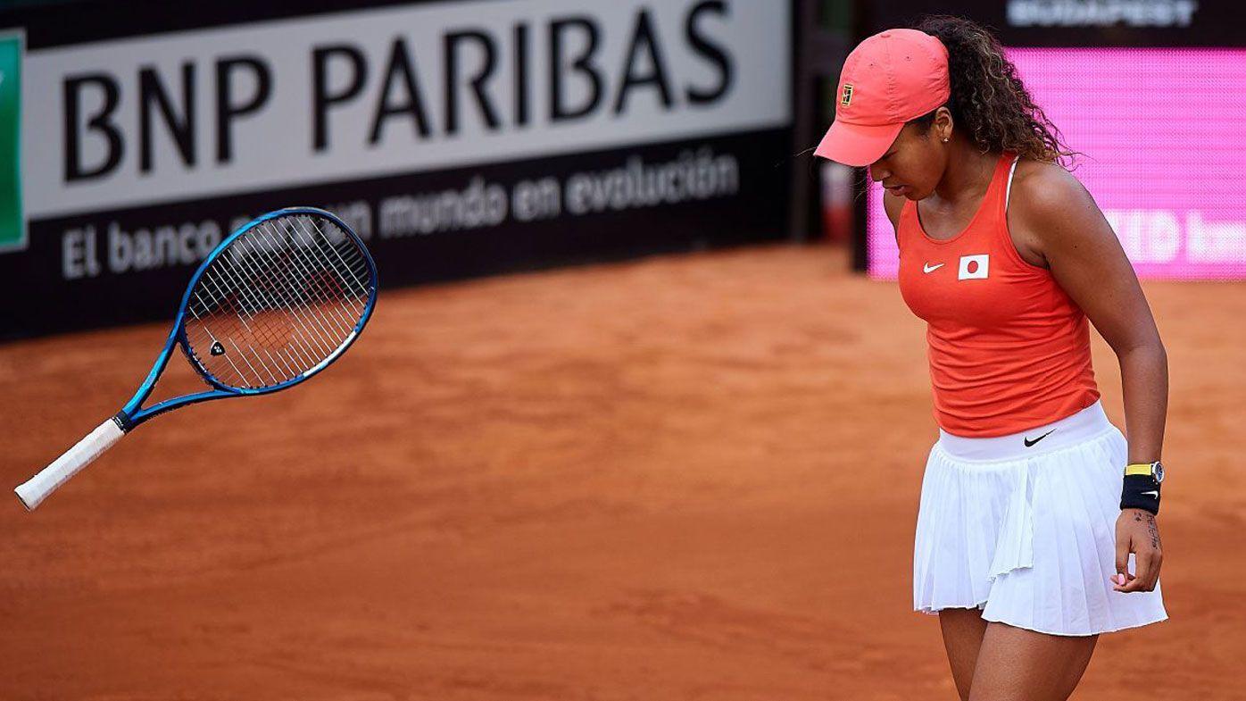 'Shocking': Emotional Naomi Osaka cops Fed Cup thrashing