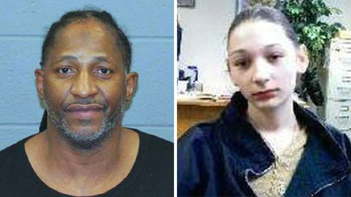 Man arrested over cold case murder of US teen found strangled in stairwell