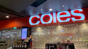 Coles supermarkets across the country were shut because of a register outage.