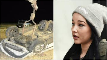 Mum-to-be jailed over deadly New Year's Eve smash