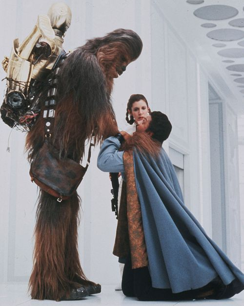 Star Wars Episode V - Empire Strikes Back, The (1980) / Empire Strikes Back. Photo Credit: Lucasfilm/20th Century Fox / The Kobal Collection