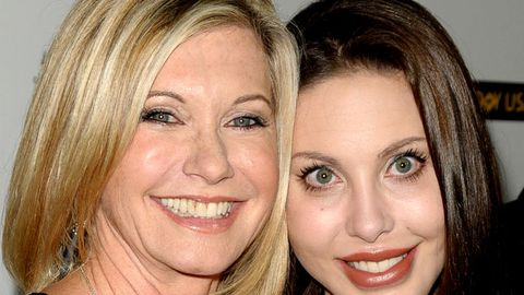 Olivia Newton-John's daughter is getting her own reality TV show
