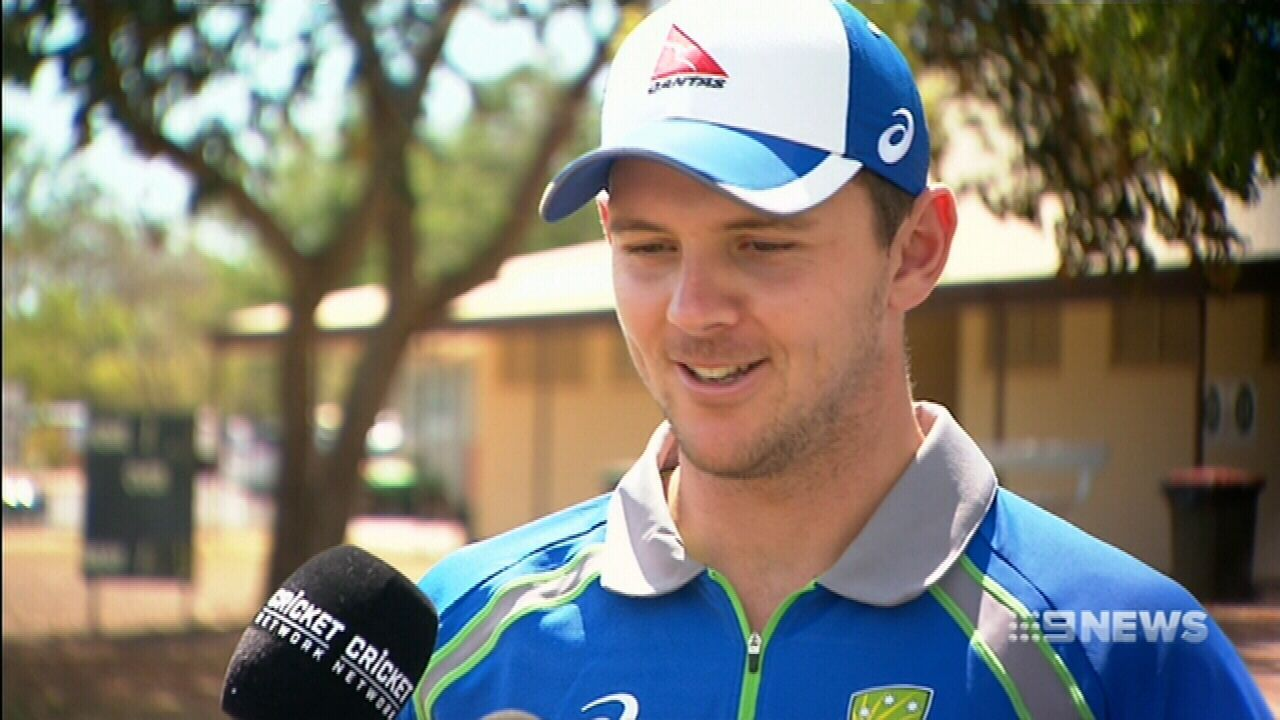 Hazlewood can't wait to spearhead attack