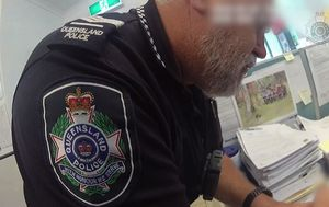 Baby boy who had stopped breathing resuscitated by Queensland police officers