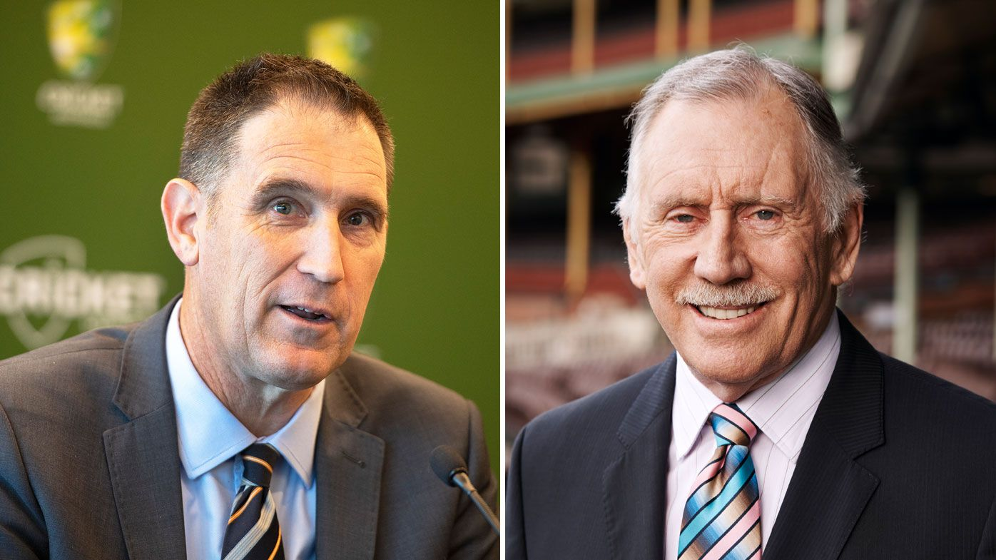 Ian Chappell slams outgoing CA chief executive James Sutherland